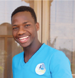 Tonny -  Youth engagement Officer
